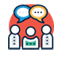 Digital Marketing chat icon