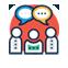 Digital Marketing chat icon